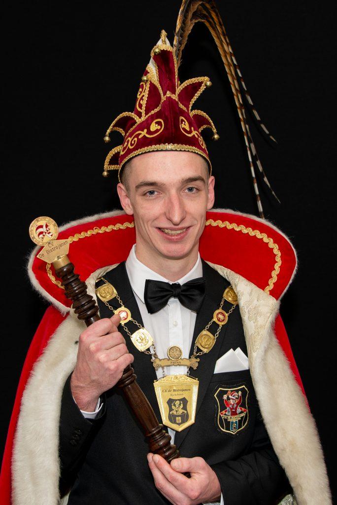 Prins Mitchel 1e